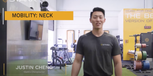Justin neck mobility